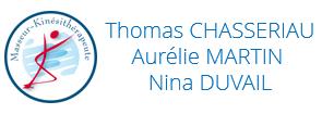 Aurélie MARTIN et Thomas CHASSERIAU